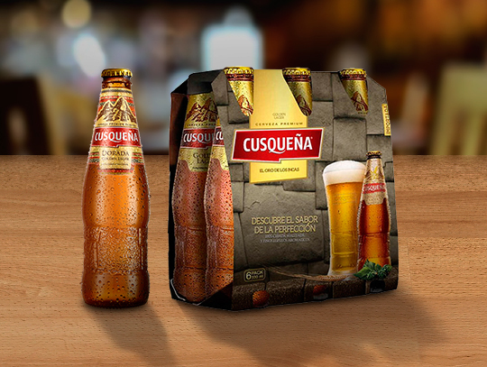 Six pack de cervezas S/24.90